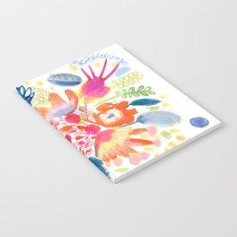 Desert Flowers Notebook