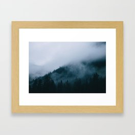 lacerated spirit Framed Art Print