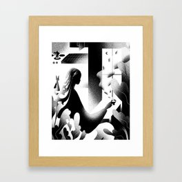Impossible Things Framed Art Print