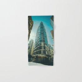 CITY - BUILDING - SQUARE - PHOTOGRAPHY Hand & Bath Towel
