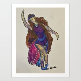 If You Knew Suzie Art Print