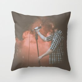 Rockhead Throw Pillow