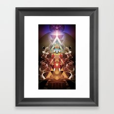 Powerslave 2020 Framed Art Print