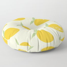 Fresh and bright Floor Pillow