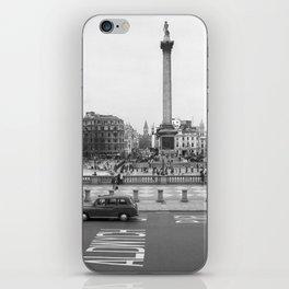 Trafalgar Square, London England iPhone Skin