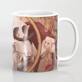 Capuchin Vanitas Coffee Mug