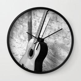 Gitarre Wall Clock
