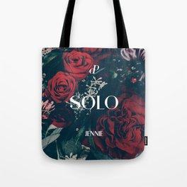 SOLO - Jennie - BLACKPINK Tote Bag
