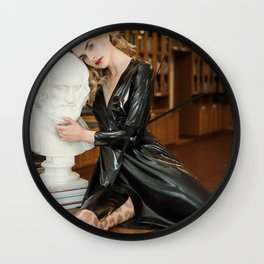 Smooth Confess Wall Clock