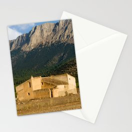 Parque Natural De Sierra Maria-Los Velez Stationery Cards