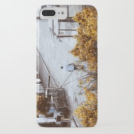 Loneliness. iPhone Case