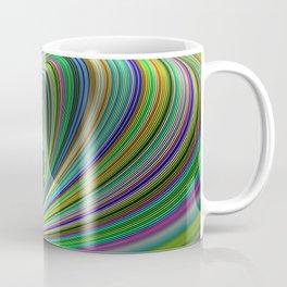 Green Eye of the Storm Coffee Mug