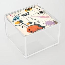 The Chicken Farmer Acrylic Box