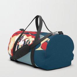 Trump Pop art Duffle Bag