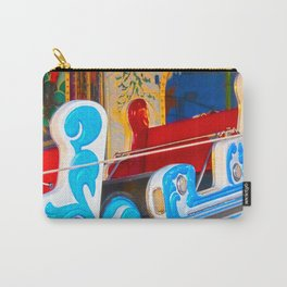 Fast-paced sledging Carry-All Pouch