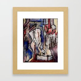 Franco Fell Framed Art Print