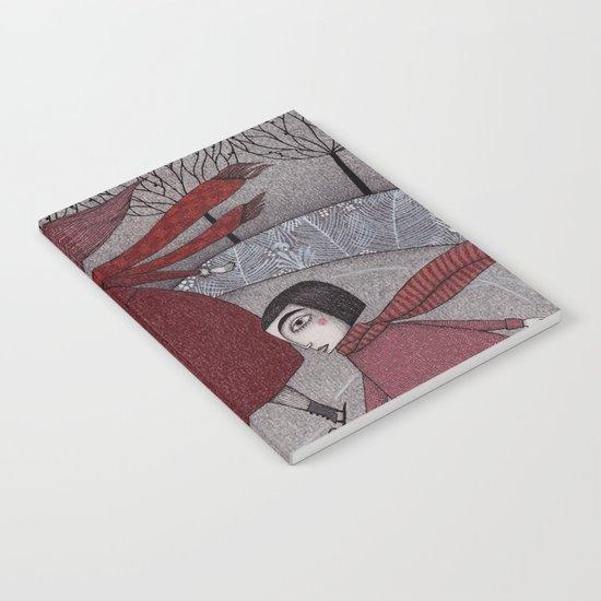 Winter Days Notebook