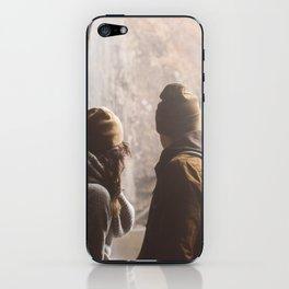 Hike Together iPhone Skin