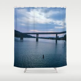 Mindfull Shower Curtain