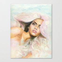 Purr Kitty Purr Canvas Print