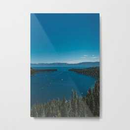 Lake Tahoe V Metal Print