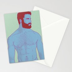 Cold skin Stationery Cards