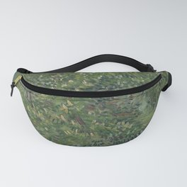Horse Chestnut Tree in Blossom Fanny Pack