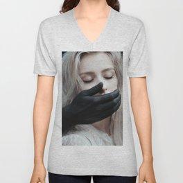 Silence Unisex V-Neck