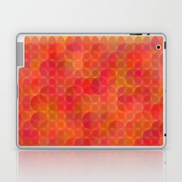 Stained Glass Sunrise Laptop & iPad Skin