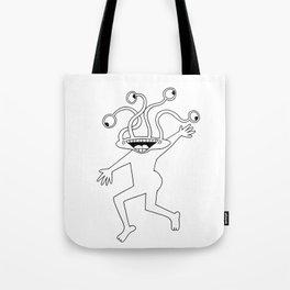 Schizoéphrenic 4 Tote Bag