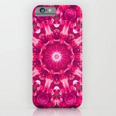 Pink mandala of the stones Slim Case iPhone 6s