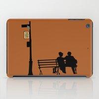 manhattan iPad Cases featuring Manhattan by FilmsQuiz