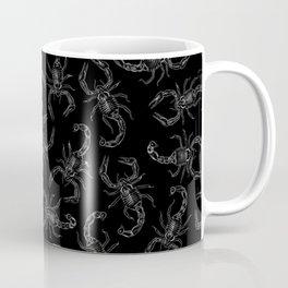 Scorpion Swarm II Coffee Mug
