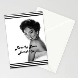 Diva Legacy Dorothy Jean Dandridge Stationery Cards