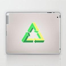 Recycle Infinitely Laptop & iPad Skin