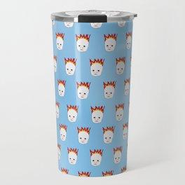 Baby's On Fire Travel Mug