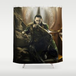 Proper Place Shower Curtain
