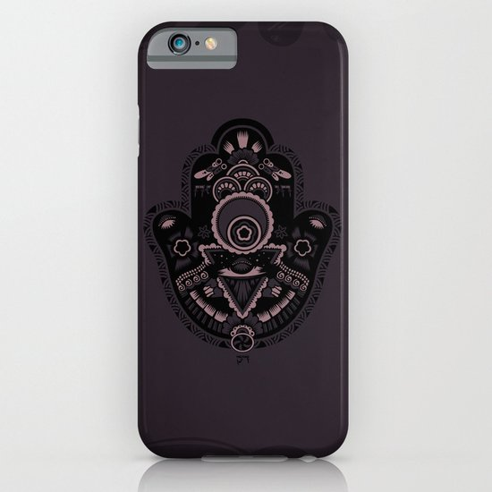 The Secret Hamsa iPhone & iPod Case