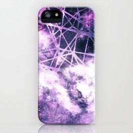 ε Purple Aquarii iPhone Case