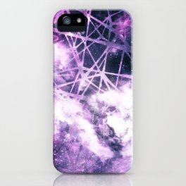 ε Purple Aquarii iPhone Case