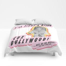 """CUZ DOLLYWOOD"" BY ROBERT DALLAS Comforters"