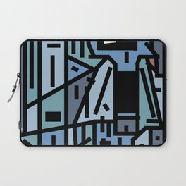 The sad hipster and the copper mosquito Laptop Sleeve