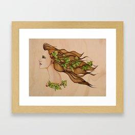 Isolde Framed Art Print