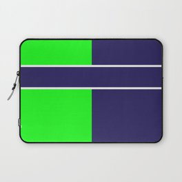 Team Colors...... 6 Lime green /navy Laptop Sleeve