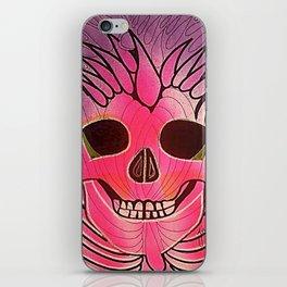 CRÁNEOS 41 iPhone Skin