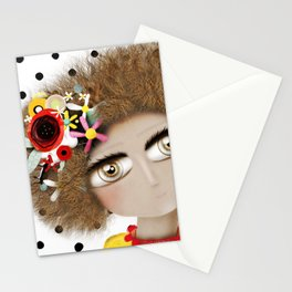 I can not take my eyes out of you Stationery Cards