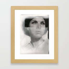 The Clarity Found Only During Disaster Framed Art Print