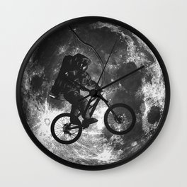 E.T.B. (monochrome series) Wall Clock