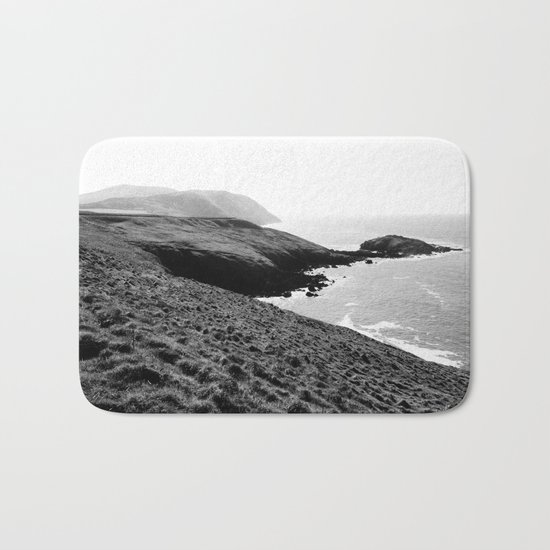 Mynydd Anelog & Dinas Fawr (Anelog Mountain & Big Fort) - North Wales Coast Bath Mat
