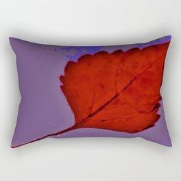 BE LIKE A LEAF #6 Rectangular Pillow